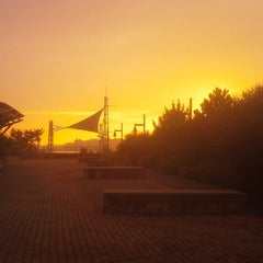 Photo taken at Sunset Park by Alex on 7/11/2014
