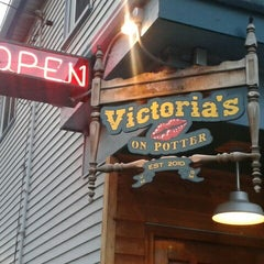 Photo taken at Victoria's On Potter by Llian W. on 6/14/2013