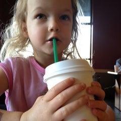 Photo taken at Starbucks by Tim B. on 10/15/2012