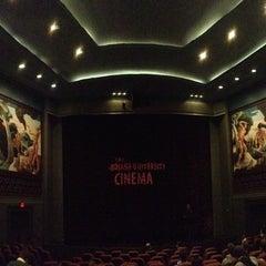 Photo taken at Indiana University Cinema by Omar S. on 3/30/2013