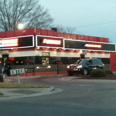 Photo taken at Cook Out by Joshua W. on 1/29/2013