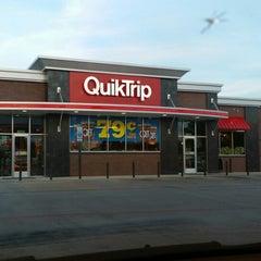 Photo taken at QuikTrip by James H. on 5/20/2014