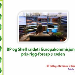 Photo taken at BP Holdings Barcelona & Madrid Spain by Evan C. on 5/30/2013