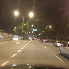 Photo taken at Avenida Guido Aliberti by Rosangela N. on 4/23/2013