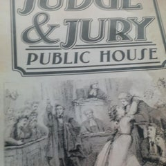 Photo taken at Judge & Jury by Ray W. on 7/6/2013