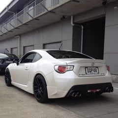Photo taken at Taupo Motorsport Park by Andre S. on 3/16/2013