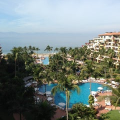 Photo taken at Velas Vallarta by Salvador R. on 3/29/2013