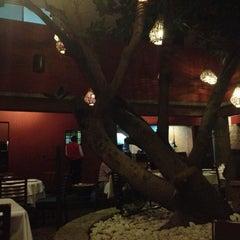 Photo taken at El Caserío Restaurante Bar by Salvador R. on 10/16/2012