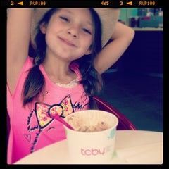 Photo taken at TCBY by Melisa S. on 3/28/2013