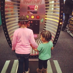 Photo taken at Chuck E. Cheese's by Tina B. on 1/27/2014