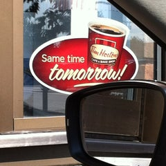Photo taken at Tim Hortons Cafe & Bake Shop by Jessica P. on 8/16/2013