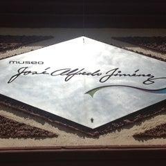 Photo taken at Casa Museo José Alfredo Jiménez by Emmanuel G. on 3/26/2013