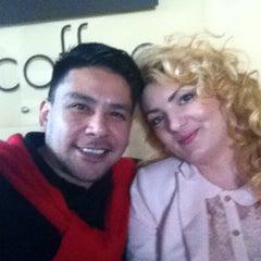 Photo taken at Delicia Caffe by Cartali E. on 5/2/2014