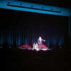 Photo taken at Yavapai College Performance Hall by Cory J. on 1/11/2013