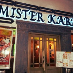Photo taken at Mister Kabab by Jane D. on 2/6/2013