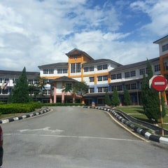 Photo taken at Universiti Teknologi MARA (UiTM) by Muhammad H. on 6/2/2013