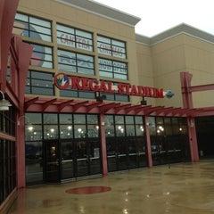 Photo taken at Regal Cinemas Cantera 17 & RPX by Carl R. on 3/10/2013