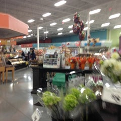 Photo taken at H-E-B by K.C. C. on 10/31/2012