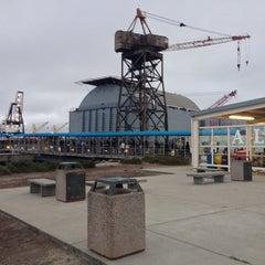 Photo taken at San Francisco Bay Ferry - Alameda Main Street Terminal by JD W. on 8/29/2013