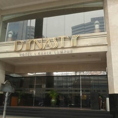Photo taken at Dynasty Hotel by Zairie Z. on 6/23/2013