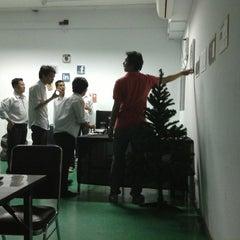Photo taken at Q Buliding (ตึกคิว) by Jo S. on 2/4/2013