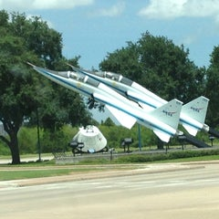 Photo taken at Space Center Houston by Arturo T. on 8/5/2013