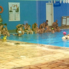 Photo taken at IASP - Piscina Coberta by Vivian P. on 2/18/2013