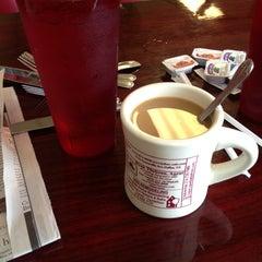 Photo taken at John's Cafe by Ash R. on 3/17/2013
