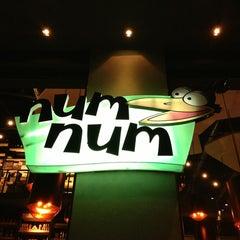 Photo taken at NumNum by DuruL on 1/29/2013