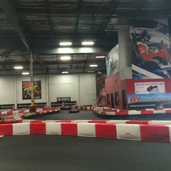 Photo taken at K1 Speed Irvine by Alanoud A. on 8/24/2014