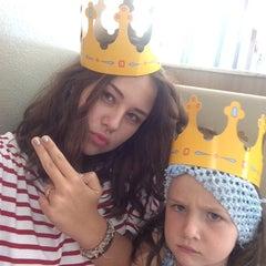 Photo taken at Burger King® by Nika B. on 7/31/2014