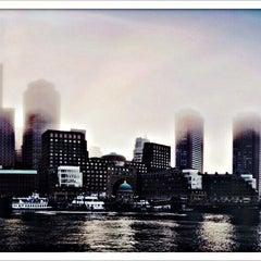 Photo taken at City of Boston by Alwyn V. on 5/3/2014