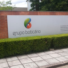 Photo taken at O Boticário - Fábrica by David A. on 12/3/2014