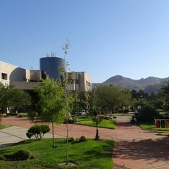 Photo taken at ITESM Campus Chihuahua by Pame V. on 6/10/2013