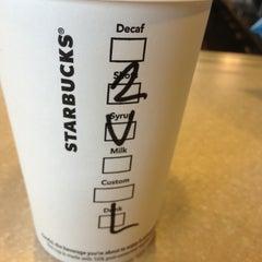 Photo taken at Starbucks by Dmitry S. on 2/2/2013