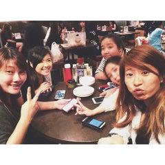 Photo taken at Xin Wang Hong Kong Café   新旺香港茶餐厅 by Siew L. on 11/14/2014