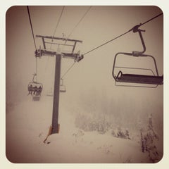 Photo taken at Cypress Mountain by Jerkwithacamera on 12/16/2012