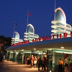 Photo taken at Disney California Adventure by Rudy C. on 5/12/2013