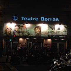Photo taken at Teatre Borràs by Jordi D. on 4/22/2015