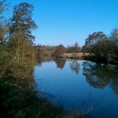 Photo taken at Nutwood Nature Reserve by Nick M. on 3/6/2012