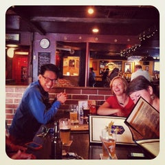 Photo taken at Coat of Arms Pub and Restaurant by Brian D. on 8/23/2012