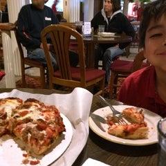Photo taken at Frank's Pizza Palace by Nicky J. on 4/12/2014