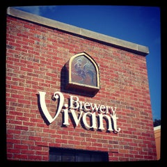 Photo taken at Brewery Vivant by Timothy H. on 10/13/2013