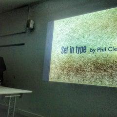 Photo taken at Birmingham City University by Amrit S. on 4/30/2014