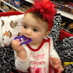 Photo taken at Super Target by Dorinda C. on 2/14/2013