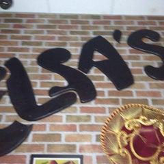 Photo taken at Elsa's Mexican Restaurant by Dorinda C. on 1/31/2014
