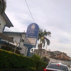 Photo taken at Balai Polis kajang by azlanmotor on 6/12/2013