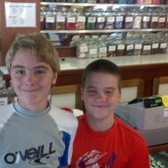 Photo taken at Goody's Soda Fountain & Candy by TJ M. on 9/8/2013