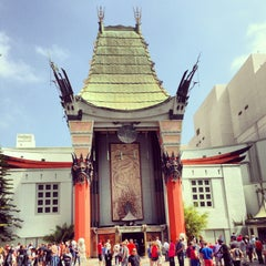 Photo taken at TCL Chinese Theatre by Glitterati Tours on 5/15/2013