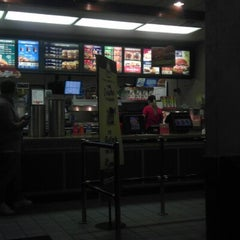 Photo taken at Arby's by Danielle S. on 10/9/2012